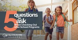 children wearing backpacks