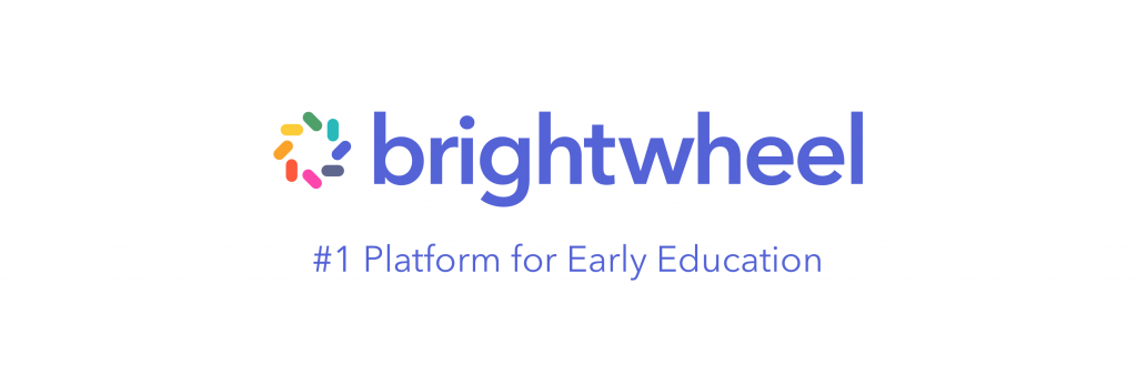 Brightwheel logo for preschool and daycare